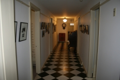Inside the Plympton Historical Society