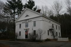 Plympton Historical Society\'s building
