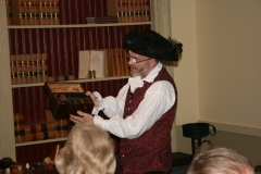 Education event at the Plympton Historical Society